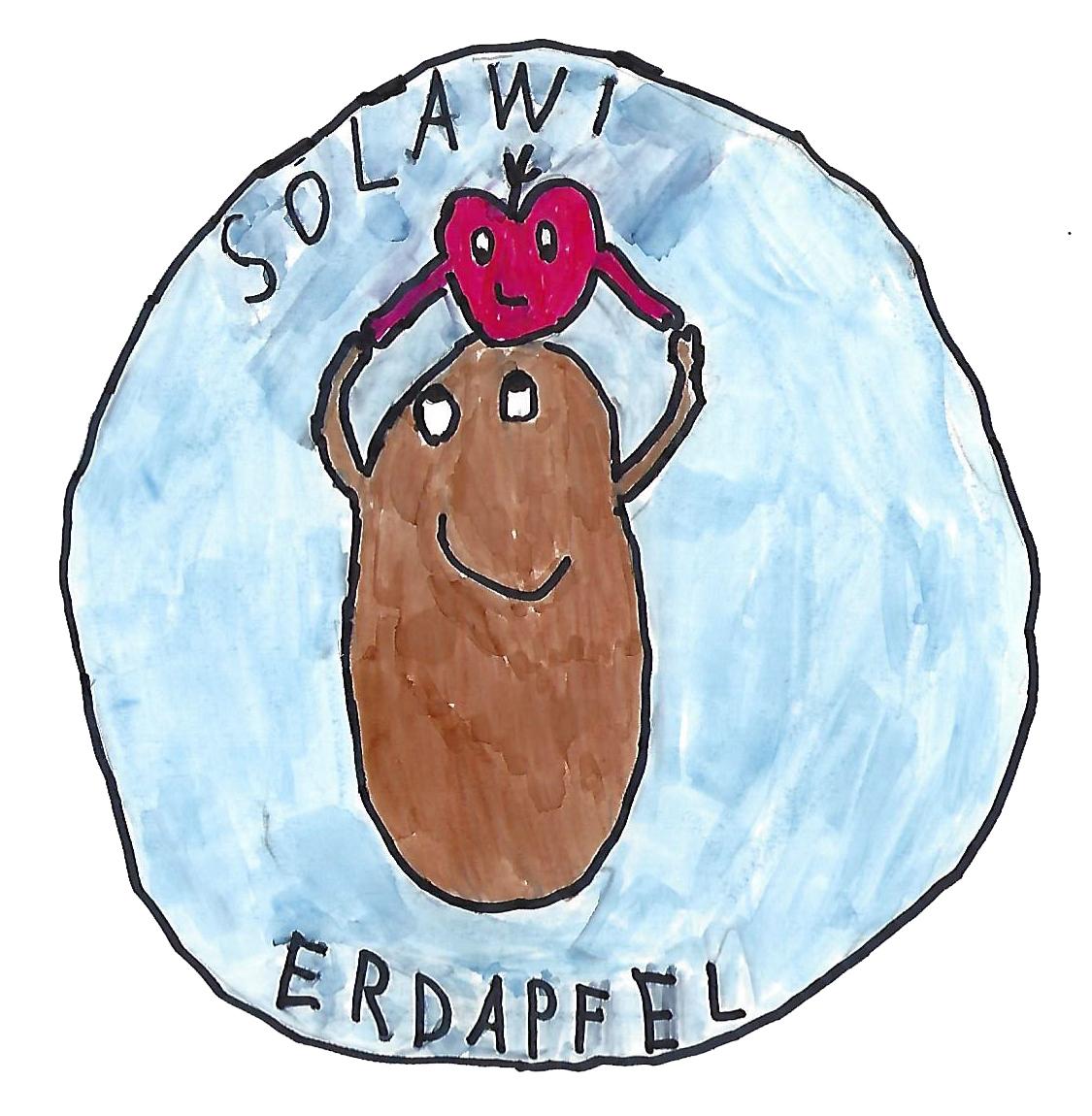 Unser SoLaWi-Logo